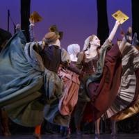CINDERELLA, MATILDA & More to Give Out Shakespeare Sonnets, 4/23