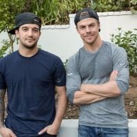VIDEO: Go Behind-the-Scenes of DWTS' MARK AND DEREK'S EXCELLENT FLIP on HGTV