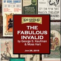 THE FABULOUS INVALID to Launch 'ReGroup Reads' Series, 1/26