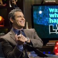 Mazel! Bravo Renews Andy Cohen's WATCH WHAT HAPPENS LIVE! for 2 Seasons
