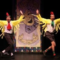 BWW Reviews: Groans and Guffaws in THE COMPLETE HISTORY OF COMEDY (ABRIDGED) at MRT