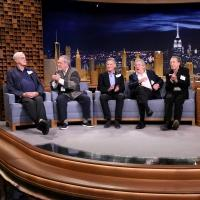 VIDEO: MONTY PYTHON Troupe Visits NBC's 'Tonight Show'!