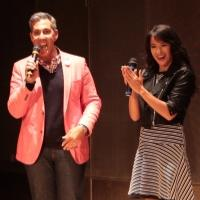 Photo Flash: Kate Baldwin, Elizabeth Stanley, Courtney Reed and More Talk Fashion with George Brescia