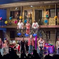 Photo Coverage: Inside AIRLINE HIGHWAY's Opening Night Curtain Call!
