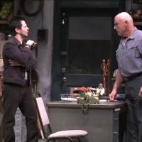 BWW TV: First Look at Ron Eldard, Freddy Rodriguez and More in AMERICAN BUFFALO at Geffen Playhouse