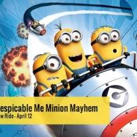 Universal Studios Hollywood Premieres  3D Ultra-HD Adventure 'Despicable Me Minion Mayhem'