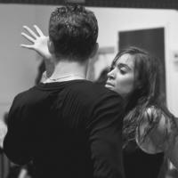 Photo Flash: In Rehearsal with Luis Salgado & LATIN QUARTER SHOW Dancers