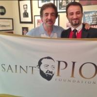 Actor Joe Mantegna Becomes Saint Pio Foundation Goodwill Ambassador
