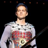 Photo Flash: First Look at THE VOICE's Josh Kaufman in PIPPIN on Broadway!