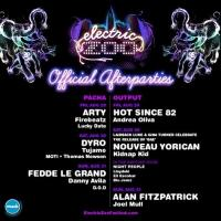 Electric Zoo 2014 Announces Official Afterparties, 8/29-31