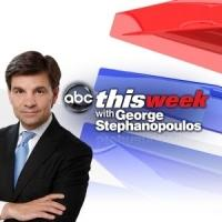 ABC'S THIS WEEK Ranks as No. 1 Public Affairs Program on Sunday