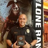 Photo Flash: Local Heroes Honored at Disney's LONE RANGER Screenings