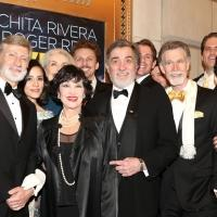 Photo Coverage: Brachen on Broadway- THE VISIT Company Celebrates Opening Night!