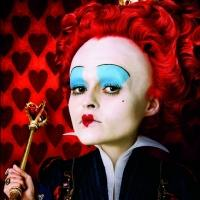Helena Bonham Carter to Reprise Role as 'Red Queen' in Disney's THROUGH THE LOOKING GLASS