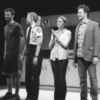 Photo Coverage: Inside REASONS TO BE HAPPY's Opening Night Curtain Call!