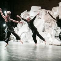 David Dorfman Dance to Present COME, AND BACK AGAIN at Kay Theatre, 11/1-2