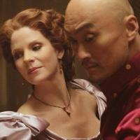 Photo Flash: First Look at Kelli O'Hara & Ken Watanabe in THE KING AND I Broadway Revival