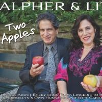 Jennie Litt and David Alpher Celebrate Release of TWO APPLES at Metropolitan Room Tonight