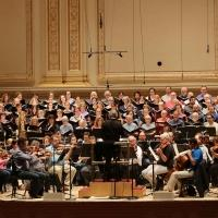Photo Coverage: Cincinnati Symphony Orchestra and May Festival Chorus Rehearsal at Carnegie Hall
