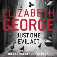 Top Reads: Elizabeth George's JUST ONE EVIL ACT Hits Top of New York Times Best Sellers, Week Ending 11/3