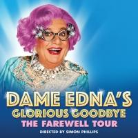 BWW Reviews: MEGASTAR DAME EDNA'S FAREWELL TOUR: Come See It, Possums!
