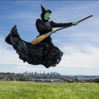 Photo Flash: Jemma Rix Flies Into Sydney for WICKED Run at the Capitol Theatre