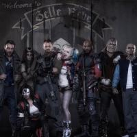 FIRST LOOK: Will Smith and Entire Cast of SUICIDE SQUAD in Costume!