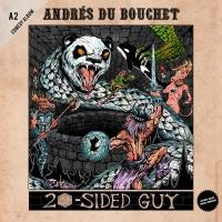 ANDRES DU BOUCHET's Stand-Up Album '20-Sided Guy' to Be Released 11/25