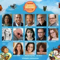 Blue Balliett, Patrik Henry Bass, Varian Johnson and More Launch Scholastic Summer Reading Challenge