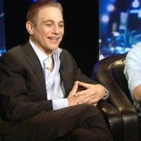 THEATER TALK Welcomes HONEYMOON IN VEGAS' Tony Danza & Rob McClure This Week