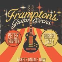Don Felder Joins Peter Frampton's GUITAR CIRCUS Tour