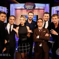 JIMMY KIMMEL LIVE 'Avengers' Special is Monday's #1 in Time Slot