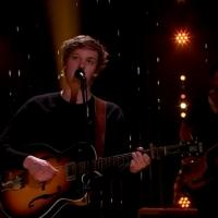 VIDEO: George Ezra Performs 'Budapest' on JAMES CORDEN