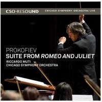 The Chicago Symphony Orchestra Releases PROKOFIEV: SUITE FROM ROMEO AND JULIET