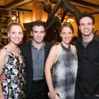 Photo Flash: Jessie Mueller and Cast of BEAUTIFUL Celebrate Opening Night in San Francisco!