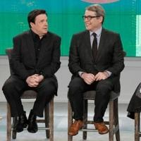 PHOTOS: IT'S ONLY A PLAY's Nathan Lane, Matthew Broderick Visit 'The View'