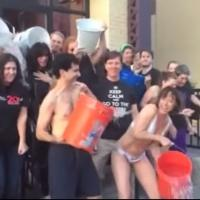 STAGE TUBE: Paige Davis and Barrington Stage's DANCING LESSONS Take on Ice Bucket Challenge Video