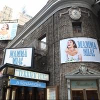 Photo Coverage: On the Marquee - MAMMA MIA! Opens Its Doors at the Broadurst