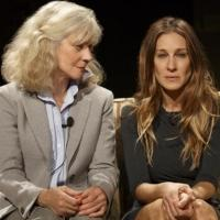 Photo Flash: First Look at Sarah Jessica Parker & Blythe Danner in MTC's THE COMMONS OF PENSACOLA