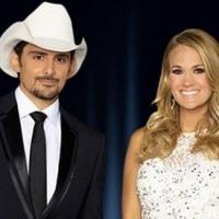 CMA Co-Host Brad Paisley Blabs Sex of Carrie Underwood's Baby on Live TV!