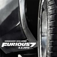 FIRST LOOK - Poster Debuts Ahead of Official Trailer for FURIOUS 7!