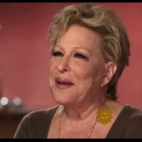 STAGE TUBE: Bette Midler Talks I'LL EAT YOU LAST on CBS SUNDAY MORNING