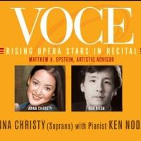 Schimmel Center to Welcome Anna Christy as Part of VOCE: RISING OPERA STARS Series, 3/8