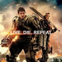 FIRST LOOK - Tom Cruise in New Poster Art for EDGE OF TOMORROW