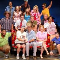 BWW Review:  HANDS ON A HARDBODY Outrageously Funny Opens 41st Season at the Unicorn Theatre