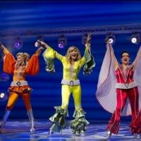 MAMMA MIA! to Play Final Performance at Winter Garden Theatre on October 19; Begins at Broadhurst on November 2