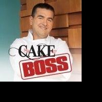 TLC Premieres Buddy Valestro's CAKE BOSS, BAKERY BOSS Tonight