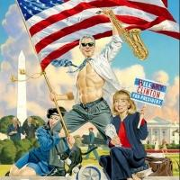 Photo Flash: Poster Art Revealed for CLINTON THE MUSICAL!