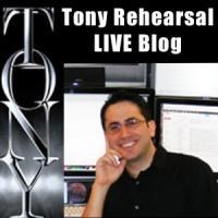 2013 Tony Awards Rehearsal - LIVE Blog from Radio City Music Hall!