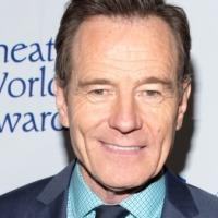 Bryan Cranston in Talks to Co-Star in Legendary's THE GREAT WALL